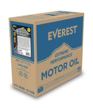 Моторное масло Everest Heavy Duty 15W-40 CK-4, 19л