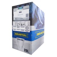 Моторное масло RAVENOL SSV Fuel Economy SAE 0W-30, 20л ecobox