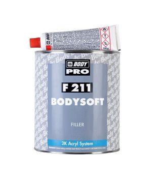 Полиэфирная шпаклевка BODY BodySoft 211, 1,8кг