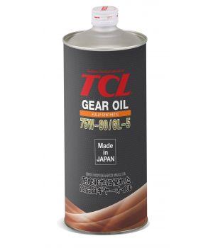 Трансмиссионное масло TCL Gear 75W-90 Fully Synth LSD GL-5, 1л