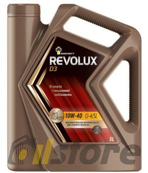 Моторное масло Роснефть RN Revolux D3 10W-40, 5л