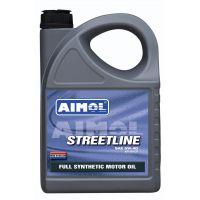 Моторное масло AIMOL Streetline 5W-40, 4л