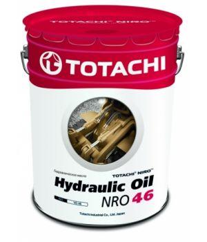 Гидравлическое масло TOTACHI NIRO Hydraulic oil NRO 46 , 19л