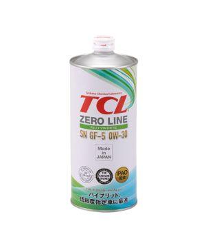 Моторное масло TCL Zero Line 0W-30 SN/GF-5, 1л