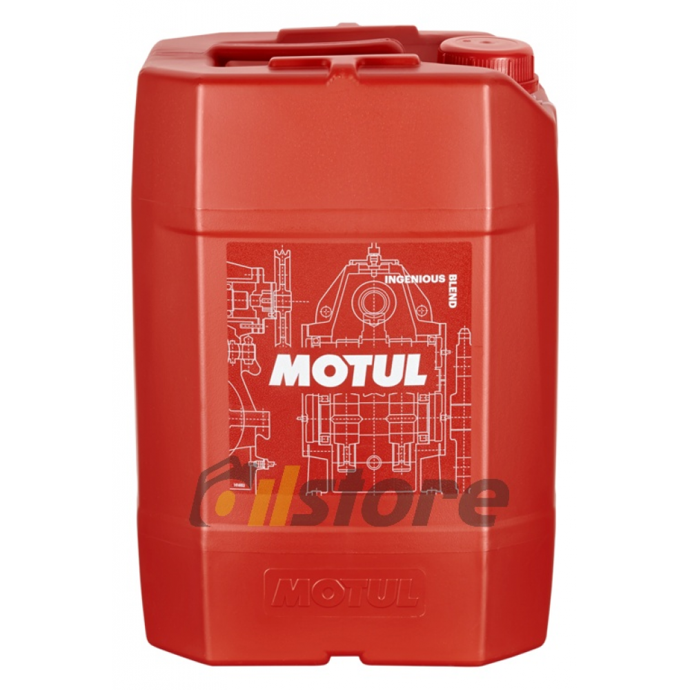 Тормозная жидкость MOTUL DOT 3&4 Brake Fluid, 20л