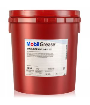 Смазка Mobil Mobilgrease XHP 222, 18кг