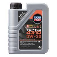 Моторное масло LIQUI MOLY Top Tec 4310 0W-30, 1л