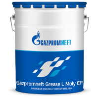 Смазка Gazpromneft Grease L Moly EP 2, 18кг