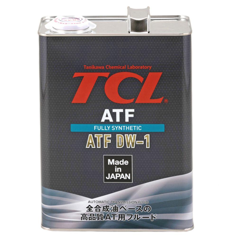 Трансмиссионное масло TCL ATF DW-1, 4л