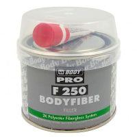 Полиэфирная  шпатлевка BODY BodyFiber 250, 1,5кг