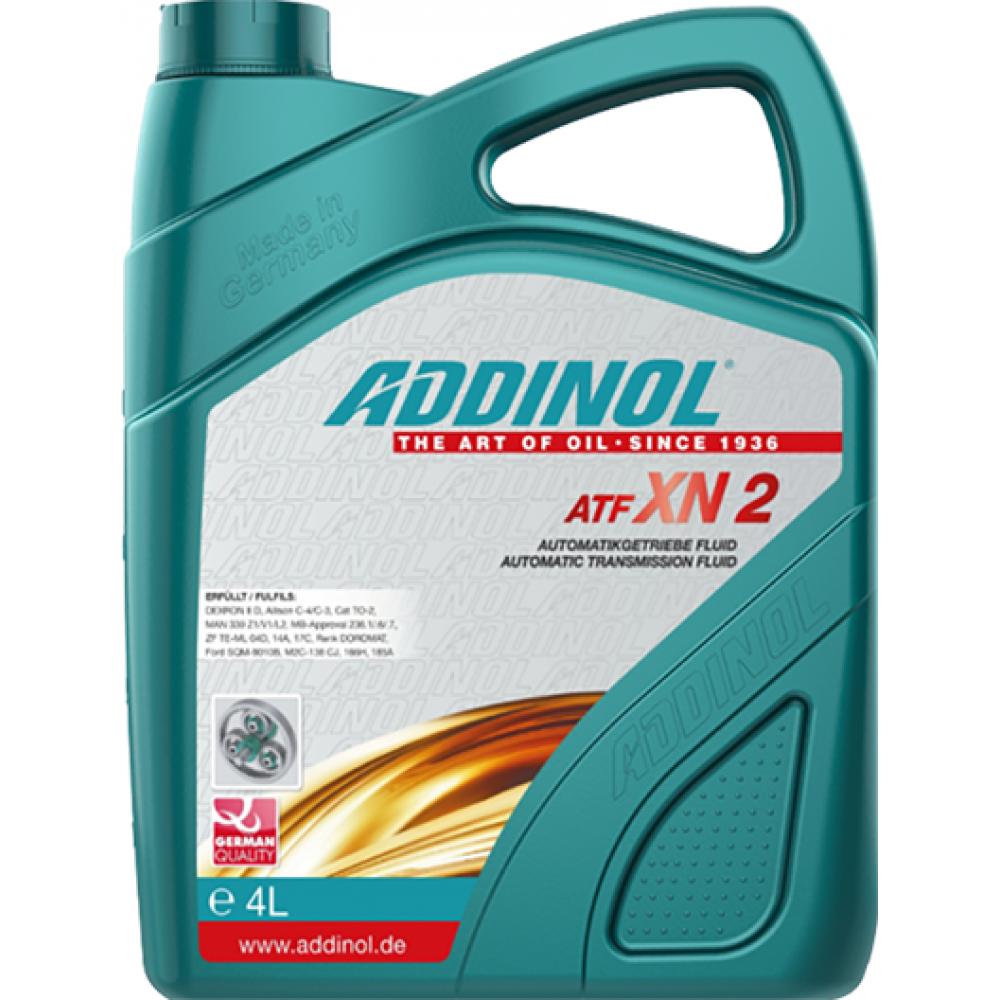 Трансмиссионное масло ADDINOL ATF XN 2, 4л
