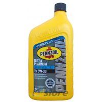 Моторное масло PENNZOIL Ultra Platinum SAE 5W-30, 0,946л
