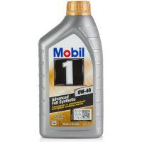 Моторное масло Mobil 1 FS 0W-40, 1л