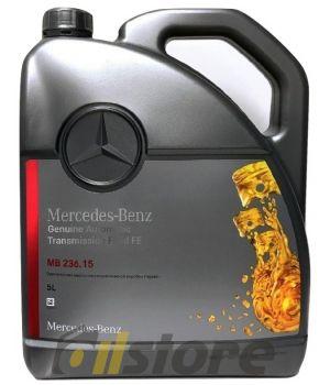 Трансмиссионное масло Mercedes-Benz ATF 7703 MB 236.15, 5л
