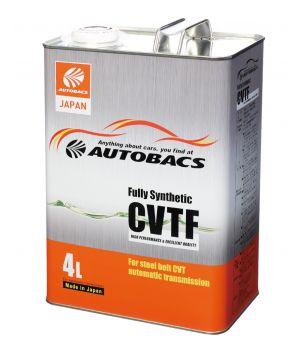 Трансмиссионное масло AUTOBACS CVTF  Fully Synthetic, 4л