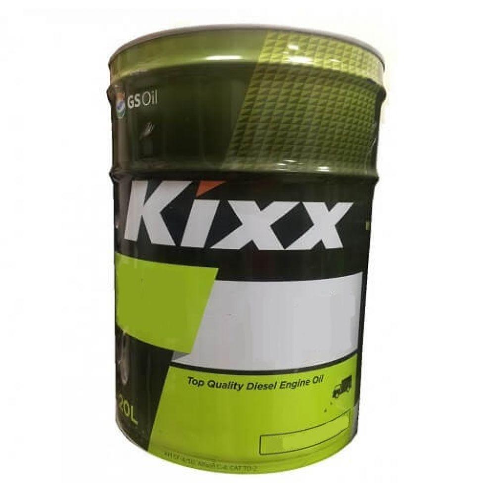 Моторное масло Kixx HD CF-4 15W-40, 6л