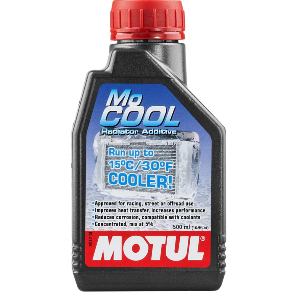 Присадка в сист. охлаждения MOTUL MoCOOL, 0,5л