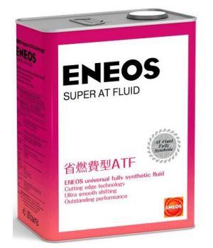 Трансмиссионное масло для АКПП ENEOS Super AT Fluid, 4л