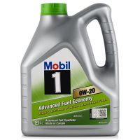 Моторное масло Mobil 1 ESP X2 0W-20, 4л
