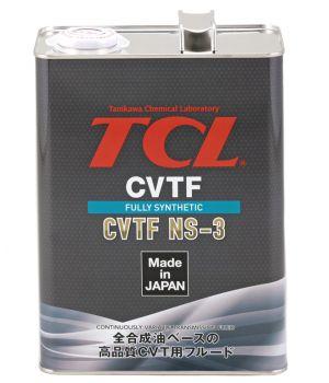Трансмиссионное масло TCL CVTF NS-3, 4л