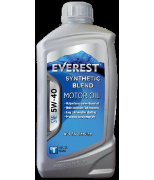 Моторное масло Everest 5W40, 1л