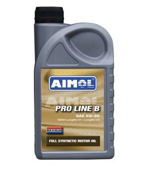Моторное масло AIMOL Pro Line B 5W-30, 1л