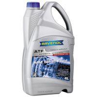 Трансмиссионное масло RAVENOL ATF MM SP-III Fluid ( 4л) new