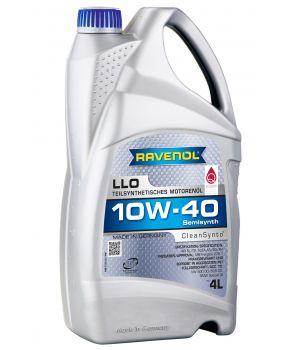 Моторное масло RAVENOL LLO SAE 10W-40 ( 4л) new