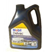 Моторное масло Mobil Delvac Light Commercial Vehicle 10W-30, 4л