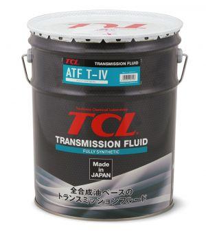 Трансмиссионное масло TCL ATF TYPE T-IV, 20л