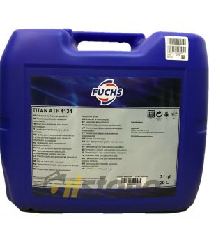 Трансмиссионное масло FUCHS Titan ATF 4134, 20л