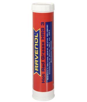 Смазка RAVENOL Hot Red Grease HRG 3 ( 0,4кг)