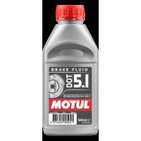 Тормозная жидкость MOTUL DOT 5.1 Brake Fluid, 0.5л