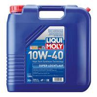 Моторное масло LIQUI MOLY НС Super Leichtlauf 10W-40, 20л