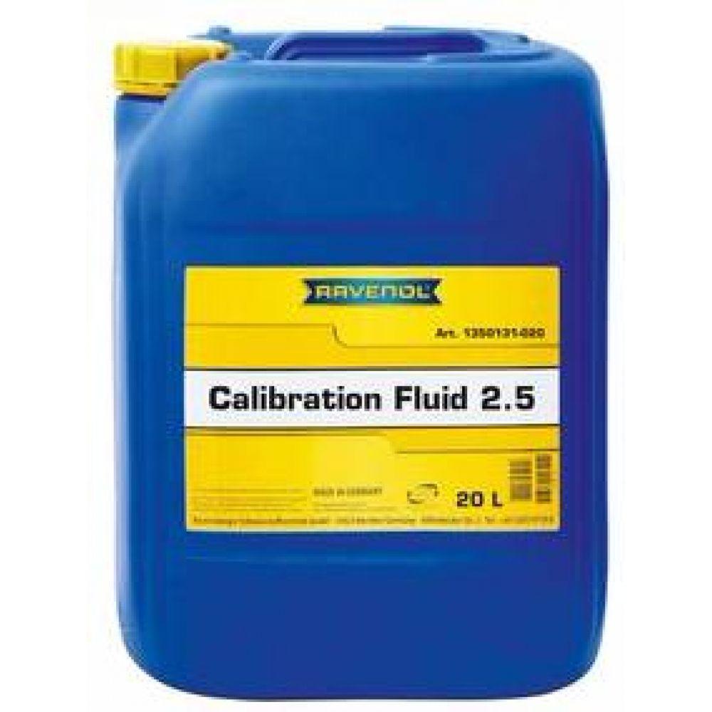 Жидкость калибровочная RAVENOL Calibration Fluid 2.5 (20л)