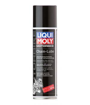 Смазка для цепи мотоциклов LIQUI MOLY Motorbike Chain Lube, 0,25л