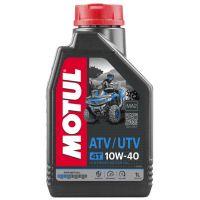 Моторное масло MOTUL ATV-UTV 4T 10W-40, 1л