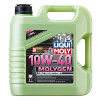 Моторное масло LIQUI MOLY НС Molygen New Generation 10W-40, 4л