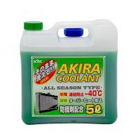 Антифриз AKIRA Coolant -40°C зеленый, 5л