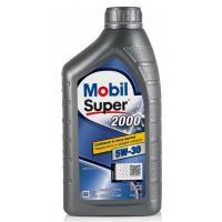 Моторное масло Mobil Super 2000 X1 5W-30, 1л