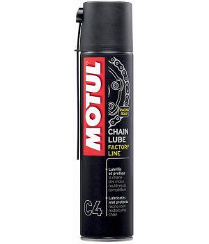 Смазка для цепи MOTUL C4 Chain Lube Factory Line, 0,4л
