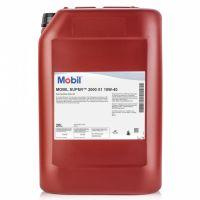 Моторное масло Mobil Super 2000 X1 10W-40, 20л