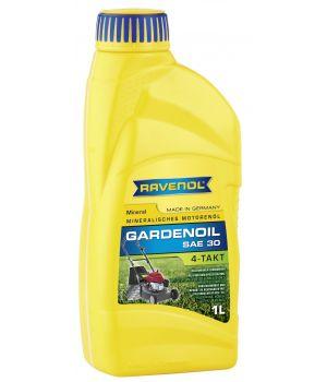 Моторное масло для 4-Такт RAVENOL 4-Takt Gardenoil HD 30 (1л) new