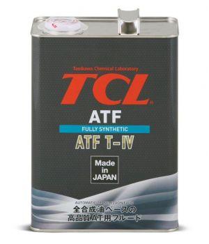 Трансмиссионные масла TCL ATF TYPE T-IV, 4л