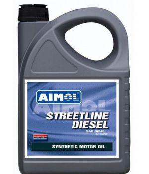 Моторное масло AIMOL Streetline Diesel 5W-40, 4 л.