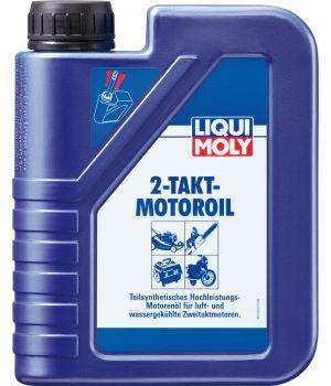 Моторное масло для 2-тактных двигателей LIQUI MOLY 2-Takt-Motoroil, 1л