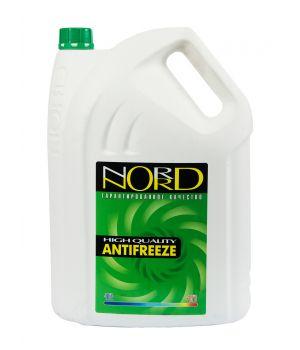 Антифриз готовый NORD зеленый, 10кг