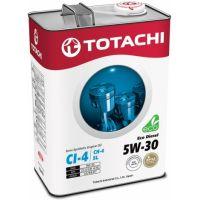 Моторное масло TOTACHI Eco Diesel 5W-30, 4л