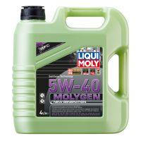 Моторное масло LIQUI MOLY НС Molygen New Generation 5W-40, 4л