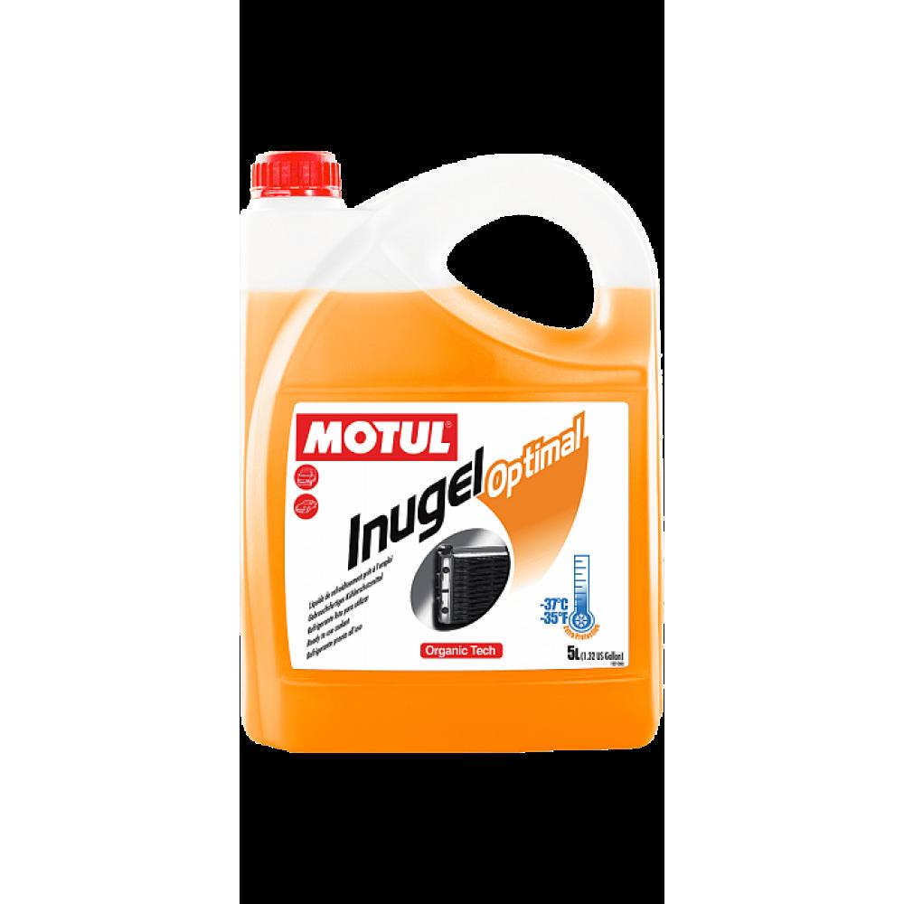 Антифриз готовый MOTUL Inugel Optimal (5л)